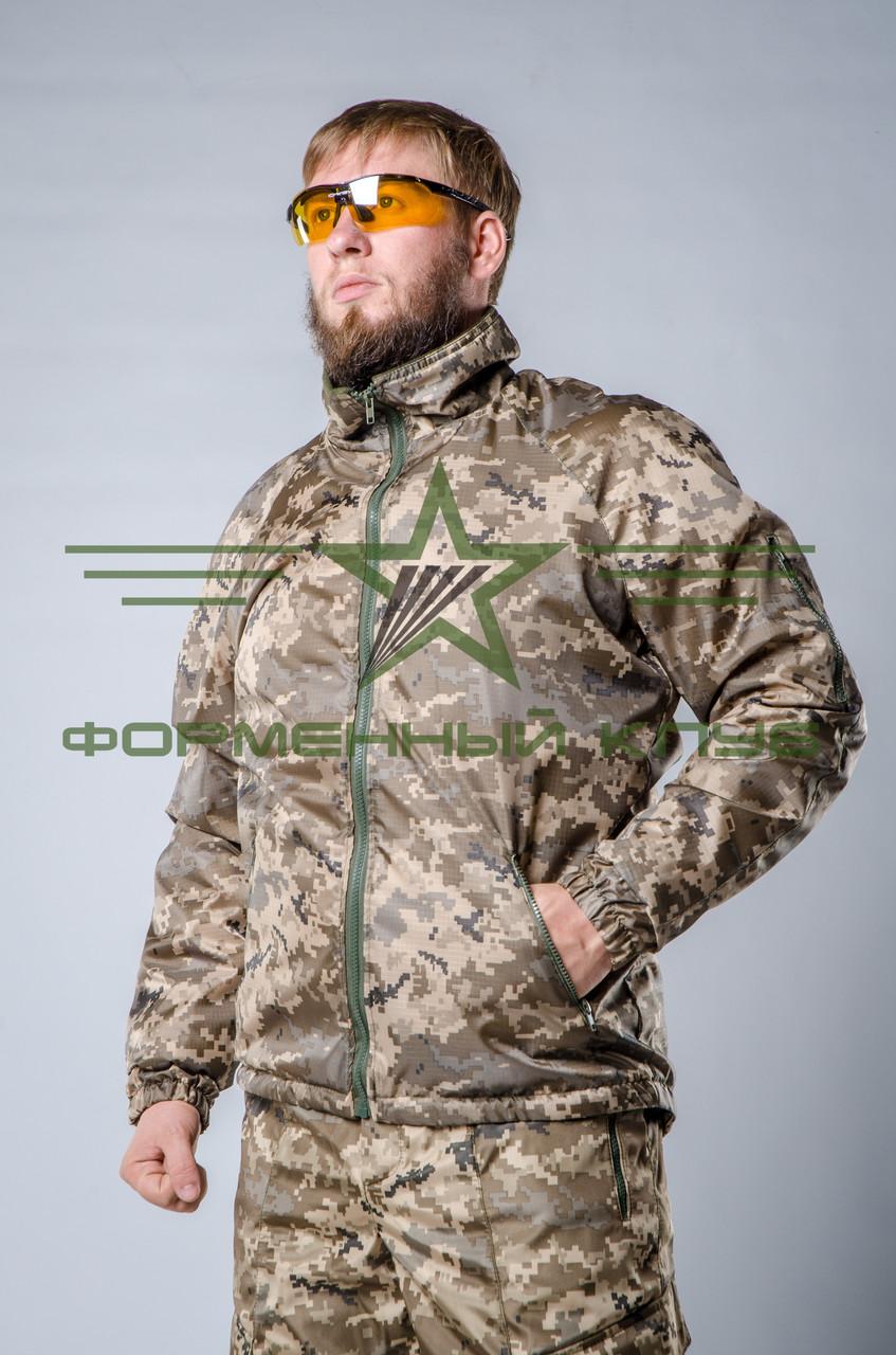 Куртка камуфляжная дюспо пиксель зсу