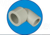 Колено внутреннее/наружное  90*25  ASG-Plast