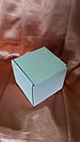 Коробка з мікрогофрокартону 110*110*110 (38), фото 3