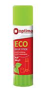 Клей-карандаш Optima, основа PVP, 36 г (O45216)