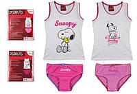 Комплект белья для девочки Snoopy от EplusM