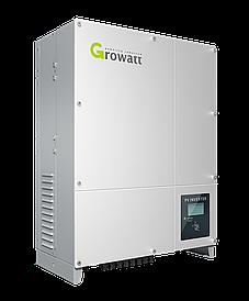 Сетевой трехфазный инвертор grid tie Growatt 7000 UE 7кВт