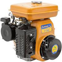 Двигатель бензиновый Садко EY-200R (5,0 л.с., ручной старт, шпонка Ø19мм, L=49мм), фото 1