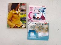 CD Buttonholes/3D и 4D дизайн для Pfaff Creative