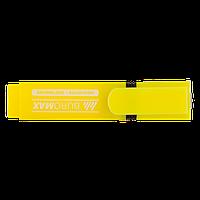Маркер текстовый JOBMAX, BUROMAX желтый (BM.8901-08)