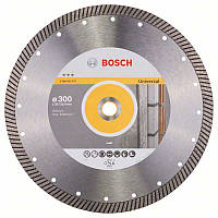 Алмазный диск Bosch Best for Universal 300-20/25,4
