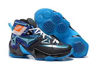 Кроссовки мужские Nike Lebron 13 / LBM-072 (Реплика)