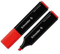 Маркер текстовый MAXIMA SCHNEIDER  красный, балк (S117922)