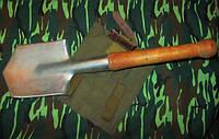 Лопата саперная МСЛ50 (оцинковка) клеймо +чехол
