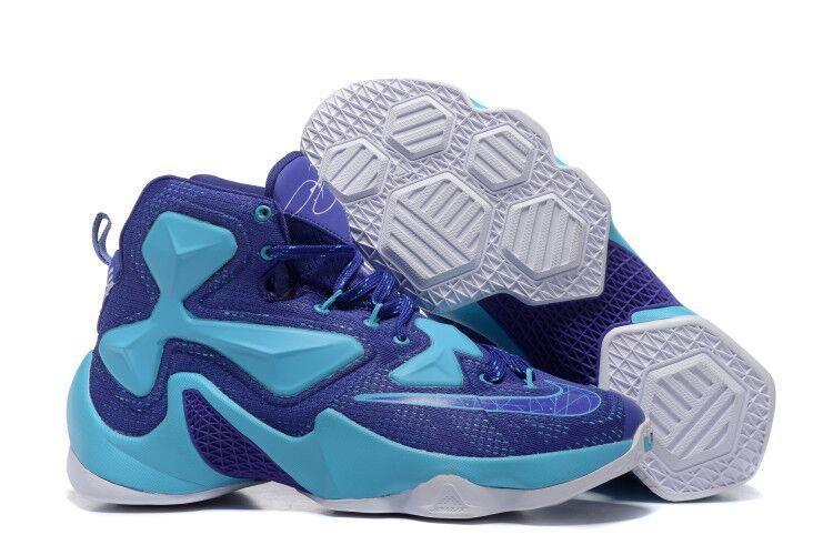 Кроссовки мужские Nike Lebron 13 / LBM-073