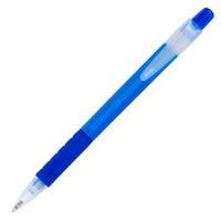 Ручка шариковая Buromax BM.8200 корпус ассорти, пишет синим