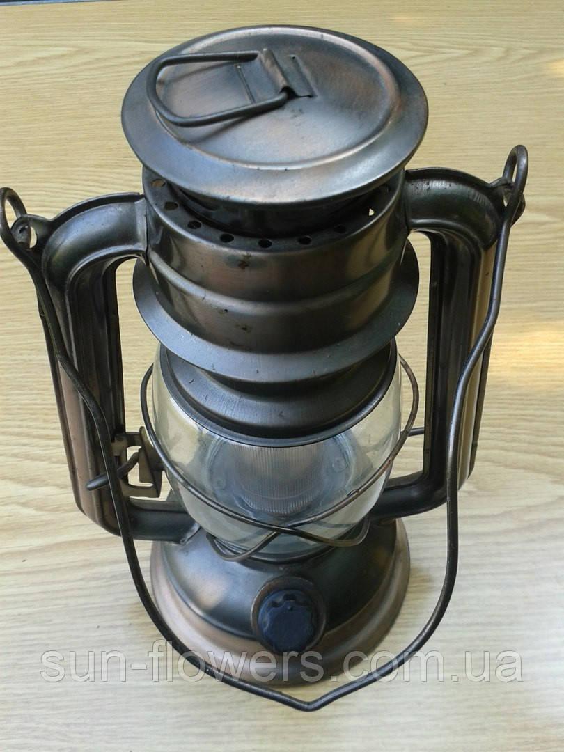 Фонарики металлические под керосиновую лампу