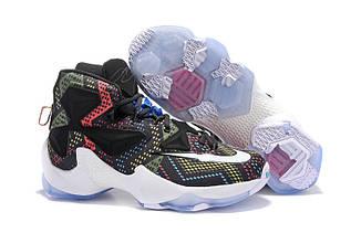Кроссовки мужские Nike Lebron 13 / LBM-074 (Реплика)