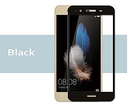 Защитное стекло Optima Full cover для Huawei GR3 черный