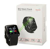 Умные смарт часы Smart Watch U8 Bluetooth.В оригинальной коробке.Черные