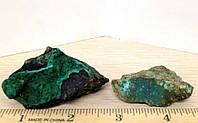 Хризоколла Силика + Малахит минерал Аризона 75гр