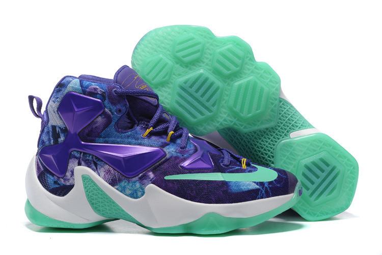 Кроссовки мужские Nike Lebron 13 / LBM-077