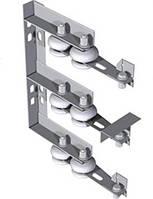 Кронштейн троллейный К42 У1, К42 МУ1 в комплекте с троллеедержателем К267А