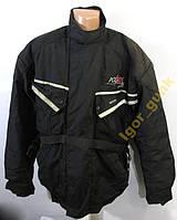 Мото куртка KRAWEHL, XXL, защ. локт, плеч, спины