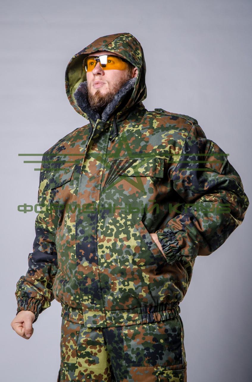 Куртка камуфляжнаяя зимняя Флектарн