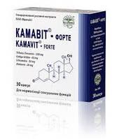 Камавит-форте-возбуждающие капсулы для потенции ( капс.30шт,Нутримед )