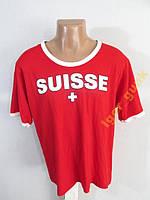 *** Футболка SUISSE, cotton***