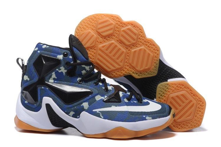 Кроссовки мужские Nike Lebron 13 / LBM-079