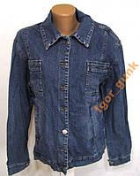Куртка джинсовая MANGO TREE, 42, Сост ОТЛИЧНОЕ!