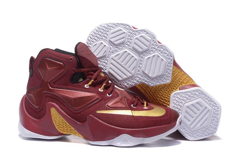 Кроссовки мужские Nike Lebron 13 / LBM-081