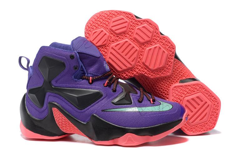 Кроссовки мужские Nike Lebron 13 / LBM-082