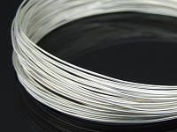 Ювелирный тросик серебро п.970
