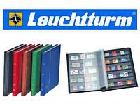 Кляссер (16 листов/32 страницы) твердая обложка, производитель Leuchtturm