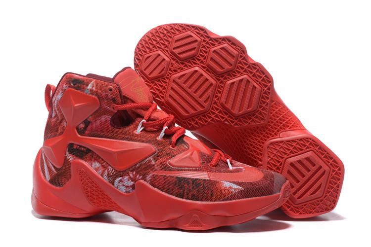 Кроссовки мужские Nike Lebron 13 / LBM-084