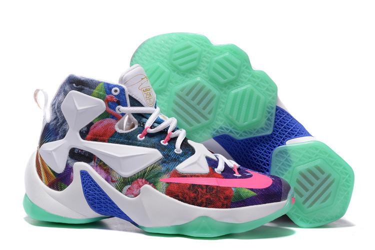 Кроссовки мужские Nike Lebron 13 / LBM-085