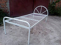 Кровать металлическая для общежития