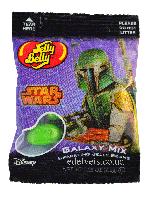 Конфеты Star Wars Jelly Beans Fun Pack Galaxy Mix Боба Фетт