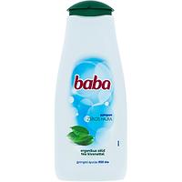 Шампунь з екстрактом зеленого чаю для жирного волосся BABA 400 мл