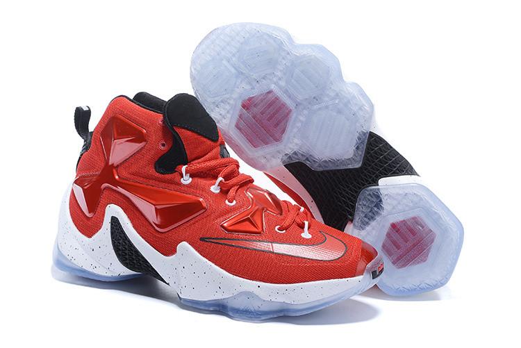 Кроссовки мужские Nike Lebron 13 / LBM-089