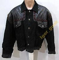 Куртка кожаная PELTEX, XL, ОТЛ СОСТ!