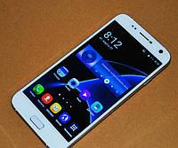 Смартфон Samsung S7+ (2 SIM) 5,5'' 2/8 ГБ 5/2 Мп + ЧЕХОЛ и СТЕКЛО! white белый Гарантия!