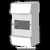 Шкаф электрический IP41 Mistral, накладной, без дверей 4-модуля