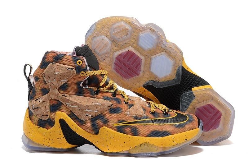 Кроссовки мужские Nike Lebron 13 / LBM-092