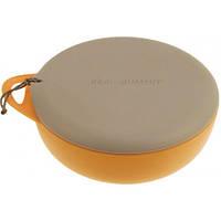 Миска Sea to Summit Delta Bowl with Lid, оранжевая