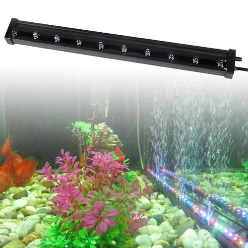Светодиодная подсветка аквариума с аэрацией (подачей воздуха)