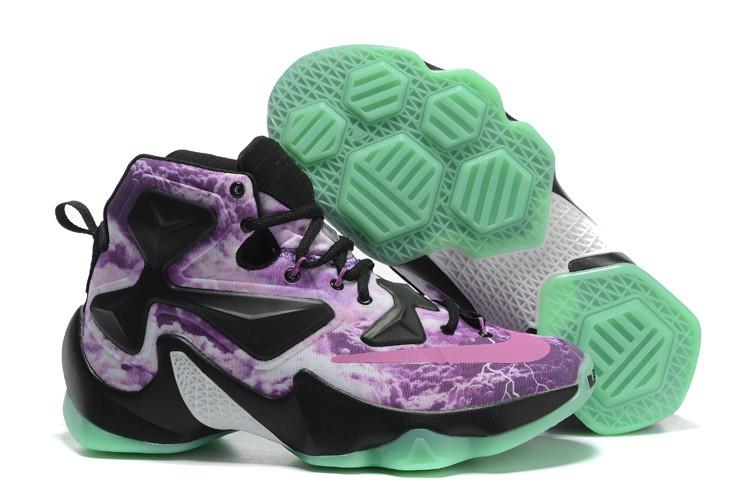 Кроссовки мужские Nike Lebron 13 / LBM-094