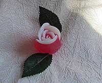 """Мыло ручной работы """"Бутон розы"""""""