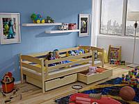 """Кровать для детской комнаты """"Винни"""""""