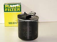 Топливный фильтр на Мерседес Спринтер 906 2.2CDI(OM651LA) 3.0CDI  2006-> MANN-FILTER (Германия) WK820/16