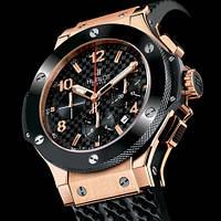 Часы Hublot Big Bang Gold механические, копия