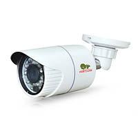 Наружная IP-видеокамера с фиксированным фокусом Partizan  IPO-5SP POE